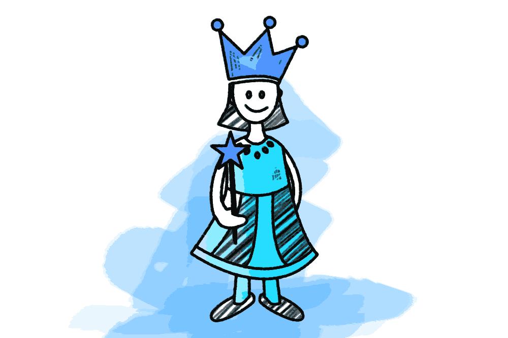 Eiskönigin