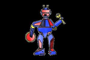 Transformers und Roboter