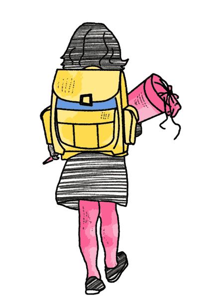 Schulranzen für Erstklässler