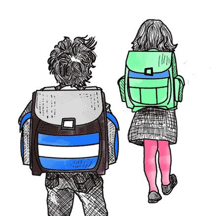 Schulranzen für Kinder