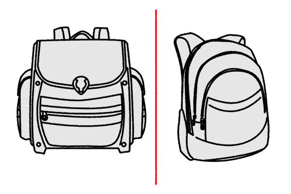Schulranzen oder Schulrucksack?